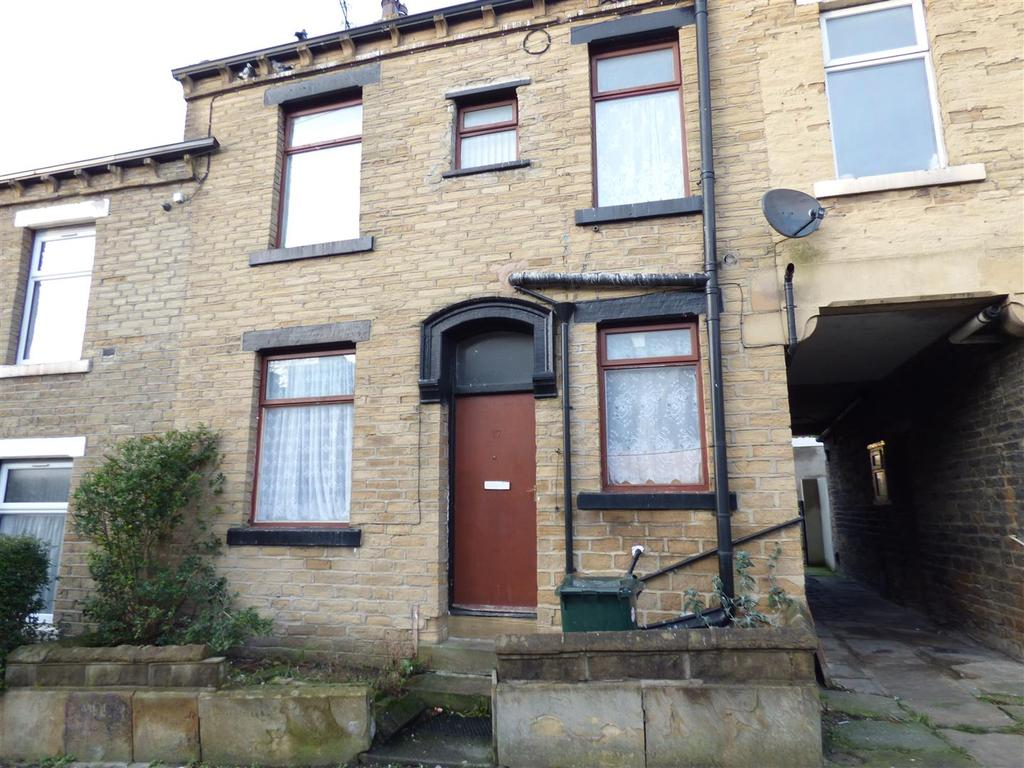 3 Bedrooms Terraced House for sale in Lapage Terrace, Barkerend, Bradford, BD3 8BQ