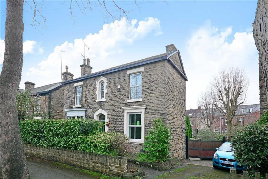 3 Bedrooms Detached House for sale in 59, Crescent Road, Nether Edge, Sheffield, S7