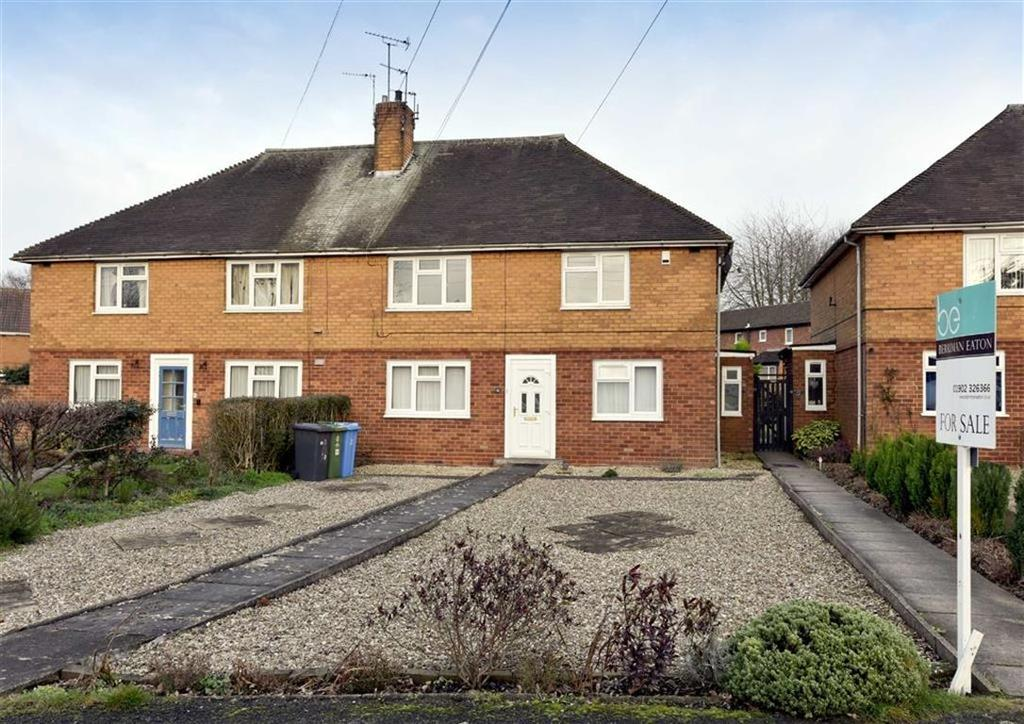 2 Bedrooms Apartment Flat for sale in 14, Bridgnorth Avenue, Wombourne, Wolverhampton, South Staffordshire, WV5