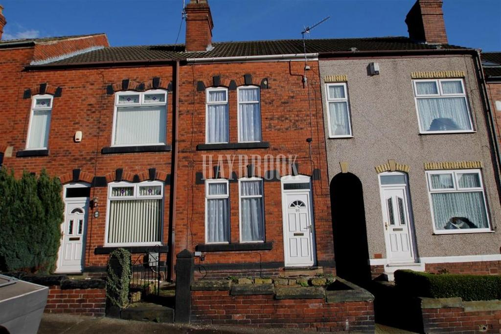 3 Bedrooms Terraced House for sale in Claremont Street, Kimberworth