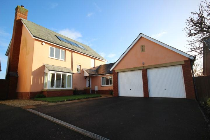 4 Bedrooms Detached House for sale in Pickpurse Lane, Stobumber, Taunton TA4