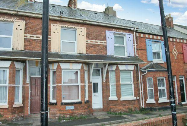 2 Bedrooms Terraced House for sale in Union Street, EXMOUTH