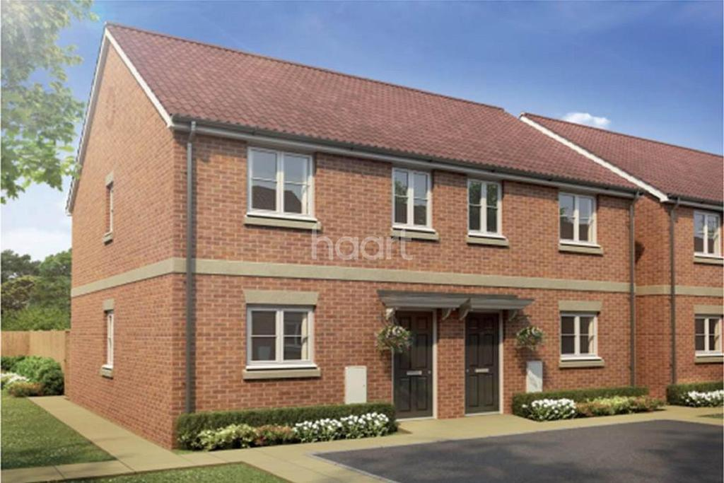 3 Bedrooms End Of Terrace House for sale in Buttercross Park, Oakham