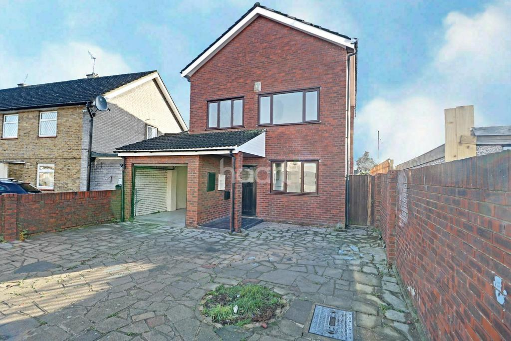 5 Bedrooms Detached House for sale in Harlow Road, Rainham, RM13