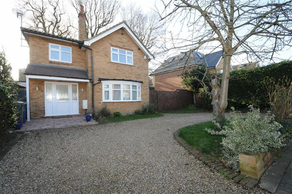 4 Bedrooms Detached House for sale in Leicester Road, New Barnet, Herts, EN5