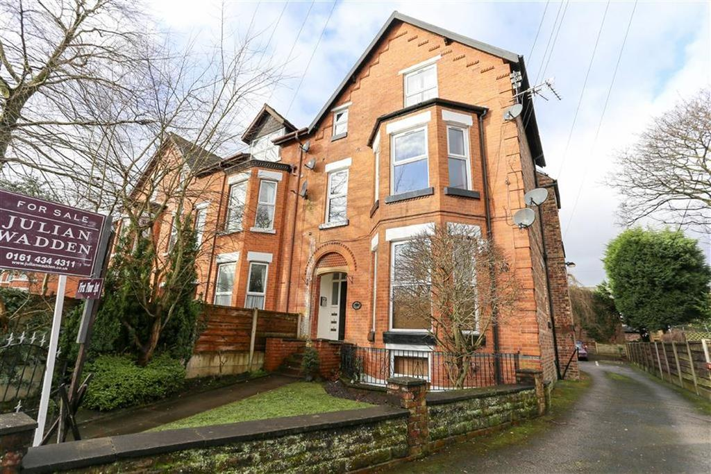 1 Bedroom Flat for sale in Clyde Road, West Didsbury, Manchester