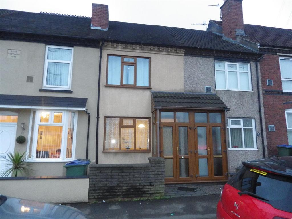 2 Bedrooms Terraced House for sale in Cakemore Road, Rowley Regis