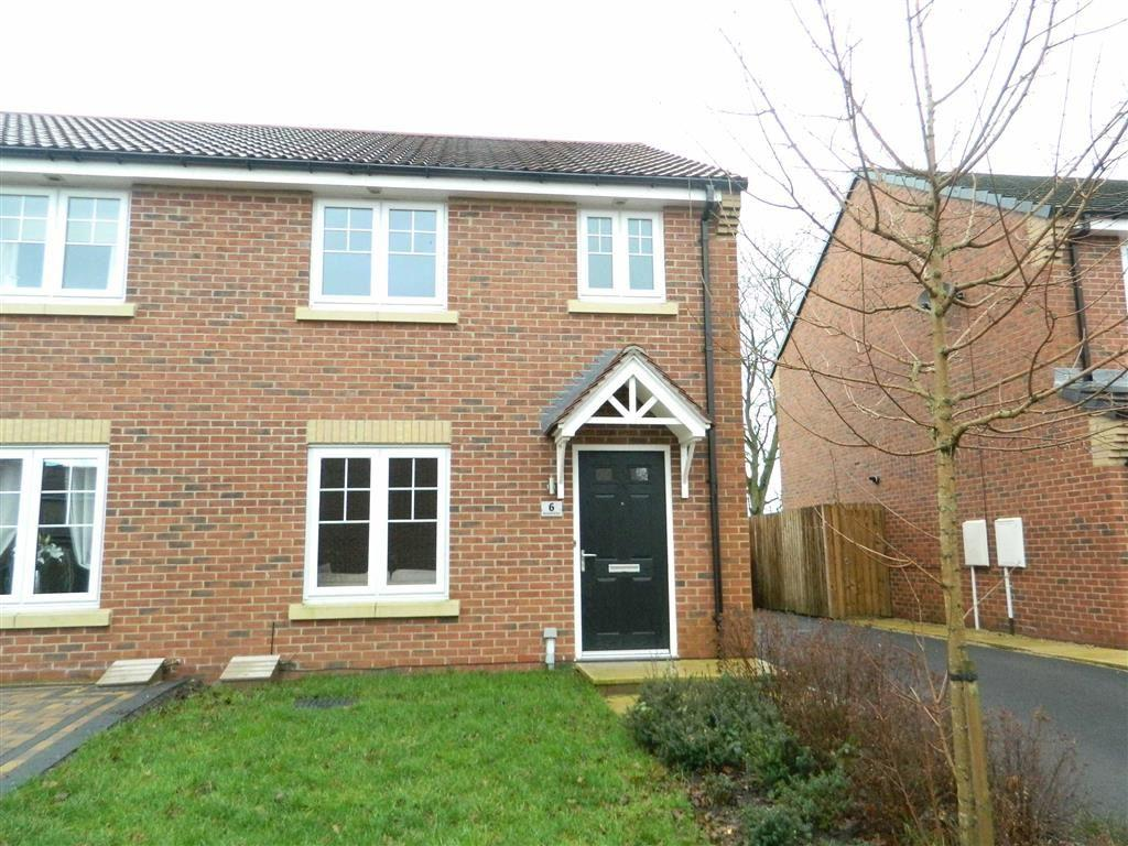 3 Bedrooms Semi Detached House for rent in Kestrel Drive, Carlton Miniott, Thirsk