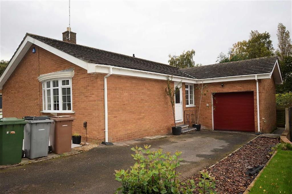 3 Bedrooms Detached Bungalow for sale in Torwood, Off Upton Road, Bidston, CH43