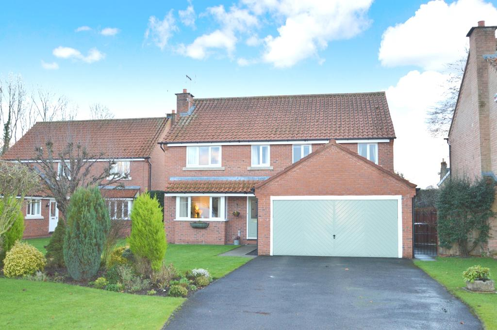 4 Bedrooms Detached House for sale in Chapel close, Helmsley YO62