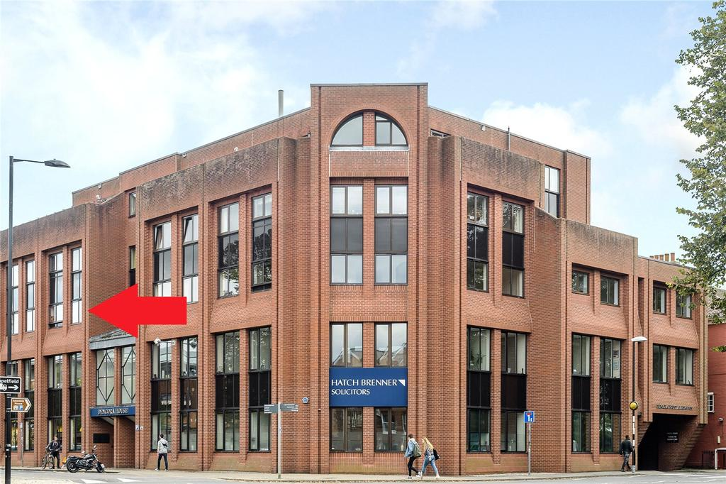 2 Bedrooms Flat for sale in Dencora House, Theatre Street, Norwich, Norfolk, NR2