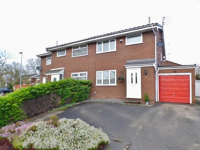 3 Bedrooms House for sale in Paddock Rise, Beechwood, Runcorn