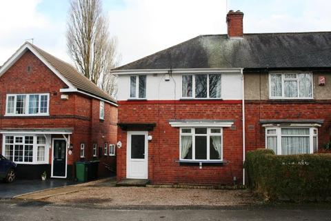 3 bedroom end of terrace house to rent - Old Chapel Road, Smethwick