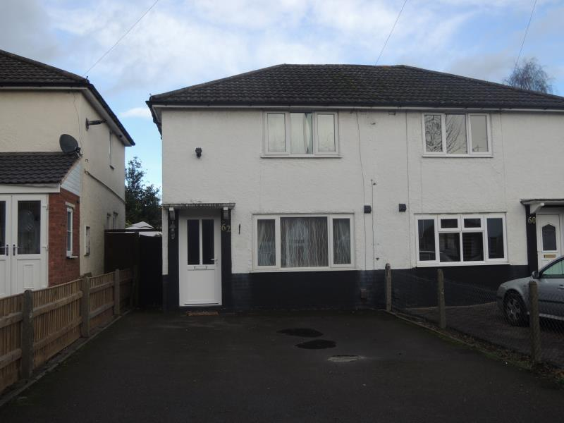 2 Bedrooms Semi Detached House for rent in Tower Road, Four Oaks, Sutton Coldfield B75 5EA
