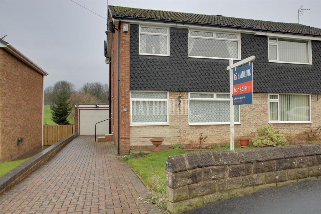 3 Bedrooms Semi Detached House for sale in Rodger Road, Woodhouse
