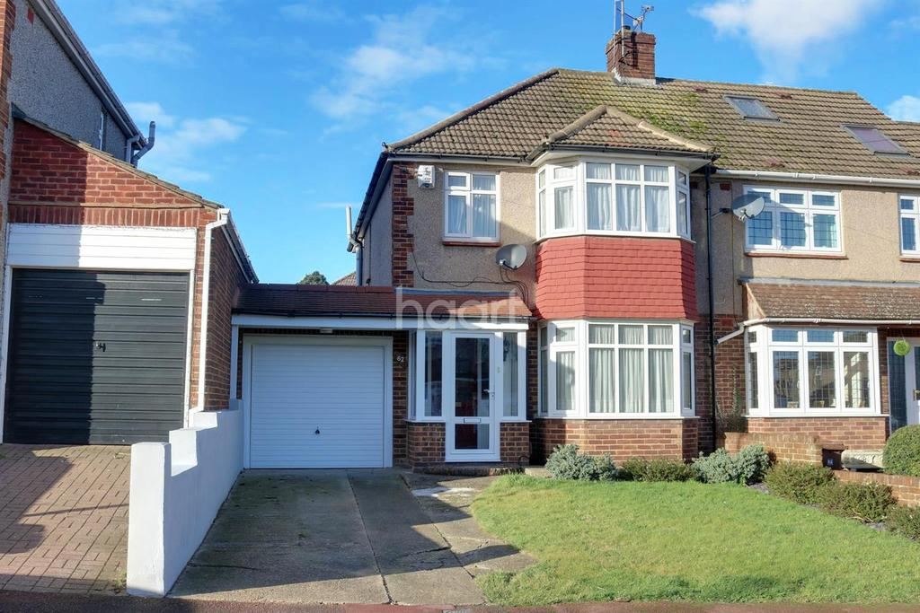 3 Bedrooms End Of Terrace House for sale in Allington Drive, Strood, Rochester, ME2