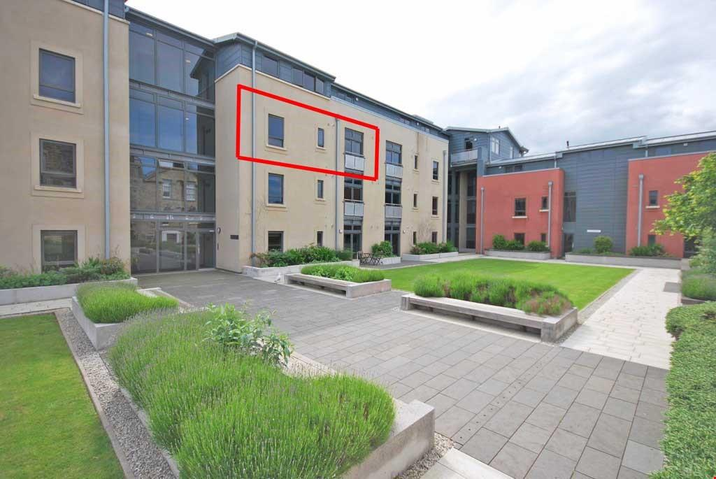 2 Bedrooms Apartment Flat for sale in Truro city centre, South Cornwall, TR1