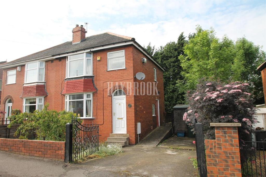 3 Bedrooms Semi Detached House for sale in Broom Riddings, Greasbrough