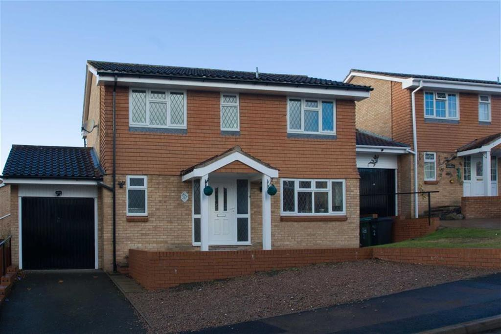 4 Bedrooms Detached House for sale in Bangor Close, Bobblestock, Hereford, Hereford