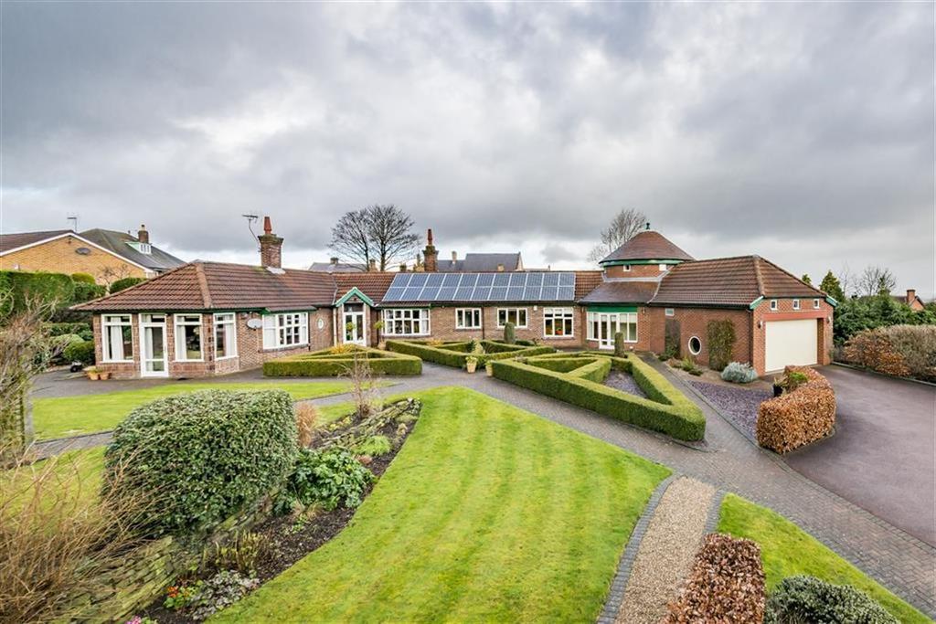 5 Bedrooms Detached Bungalow for sale in Wellfield Road, Barnsley, S75