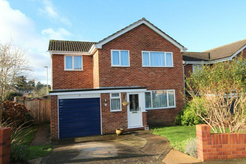 4 Bedrooms Detached House for sale in MEADOW CLOSE, OTTERY ST MARY