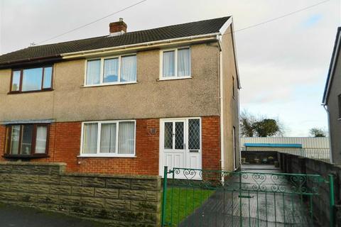 3 bedroom semi-detached house for sale - Byng Street, Landore