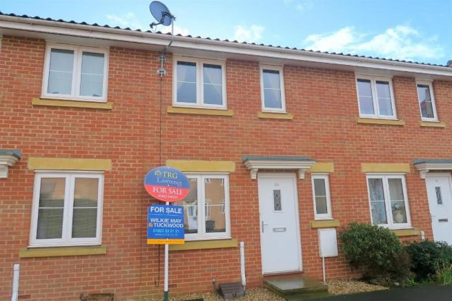 3 Bedrooms Terraced House for sale in Morse Road, Norton Fitzwarren, Taunton TA2