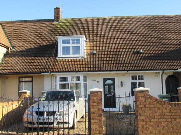 2 Bedrooms Terraced House for sale in ARGYLL ROAD, ROSSMERE, HARTLEPOOL