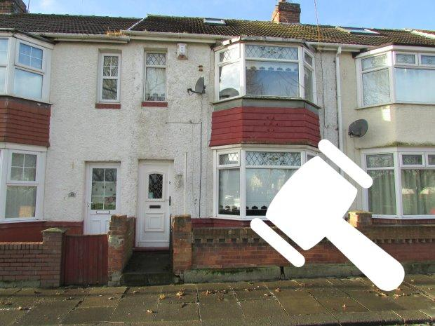 2 Bedrooms Terraced House for sale in ALLENDALE STREET, SEATON CAREW, HARTLEPOOL
