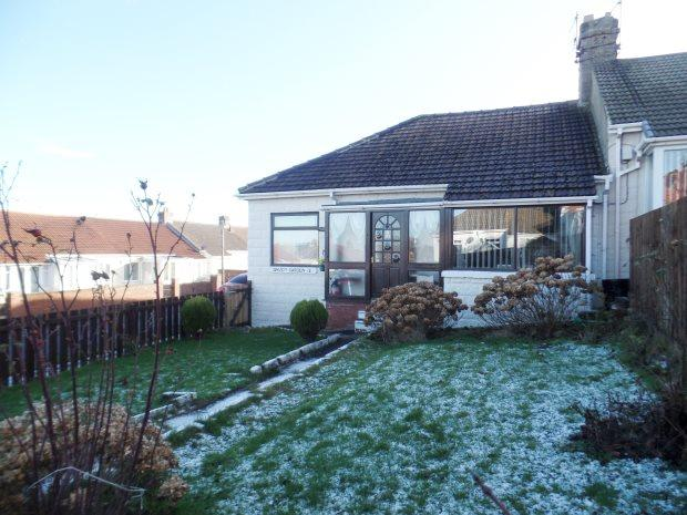 2 Bedrooms Terraced Bungalow for sale in DAFFODIL AVENUE, HORDEN, PETERLEE AREA VILLAGES