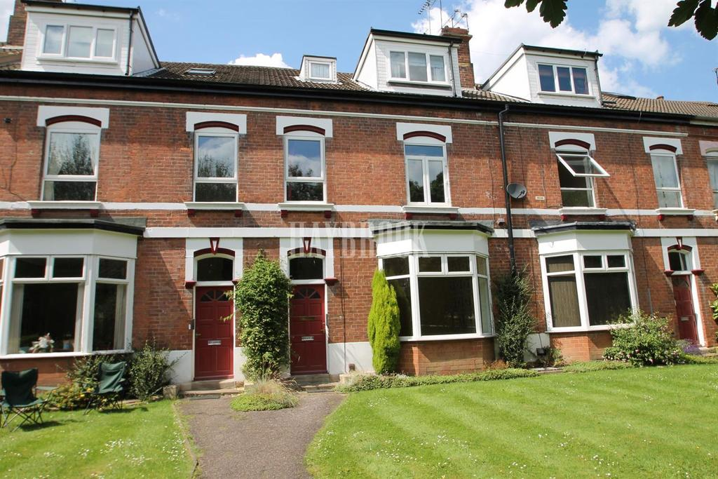 2 Bedrooms Flat for sale in Lindum Terrace, Doncaster Road