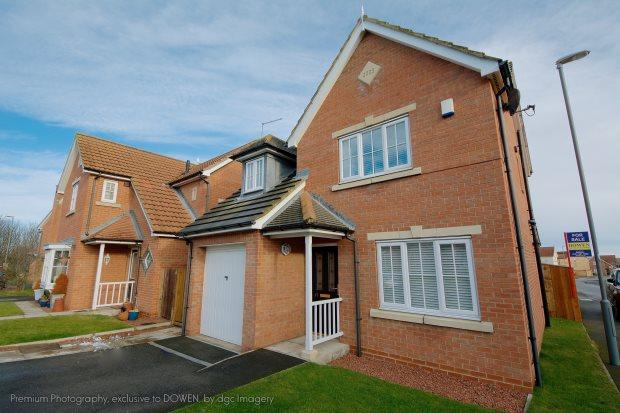 3 Bedrooms Detached House for sale in WEYBOURNE LEA, EAST SHORE VILLAGE, SEAHAM DISTRICT