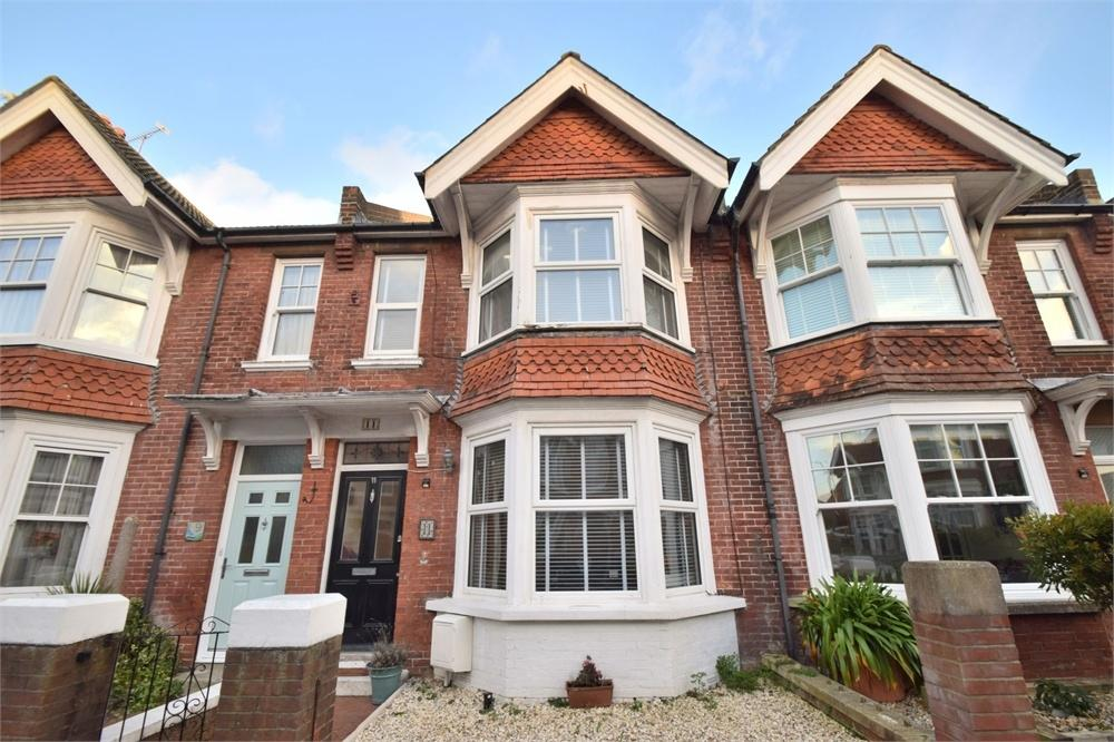 3 Bedrooms Terraced House for sale in Vicarage Road, Old Town, East Sussex