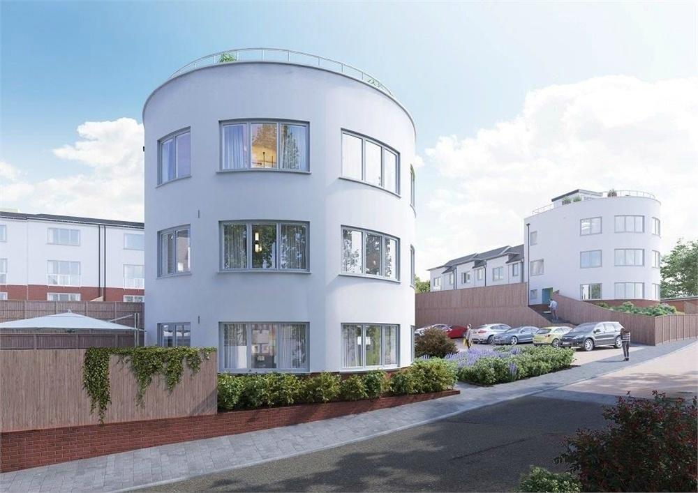 4 Bedrooms Detached House for sale in The Panache, Penarth Heights