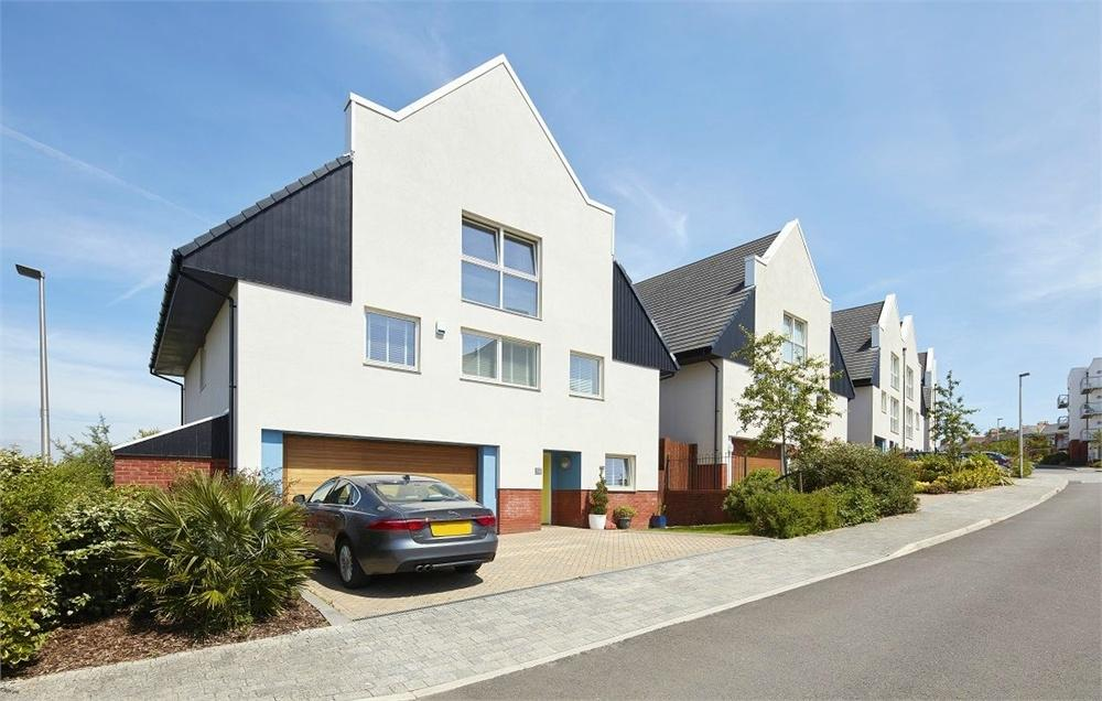4 Bedrooms Detached House for sale in The Ocean, Penarth Heights