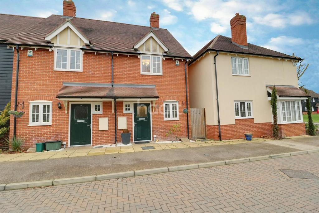 2 Bedrooms End Of Terrace House for sale in Richmond road, Colchester