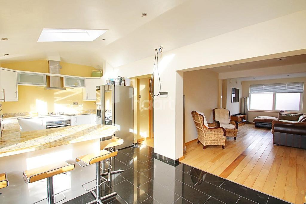 4 Bedrooms Semi Detached House for sale in Bush Road, Cuxton, ME2