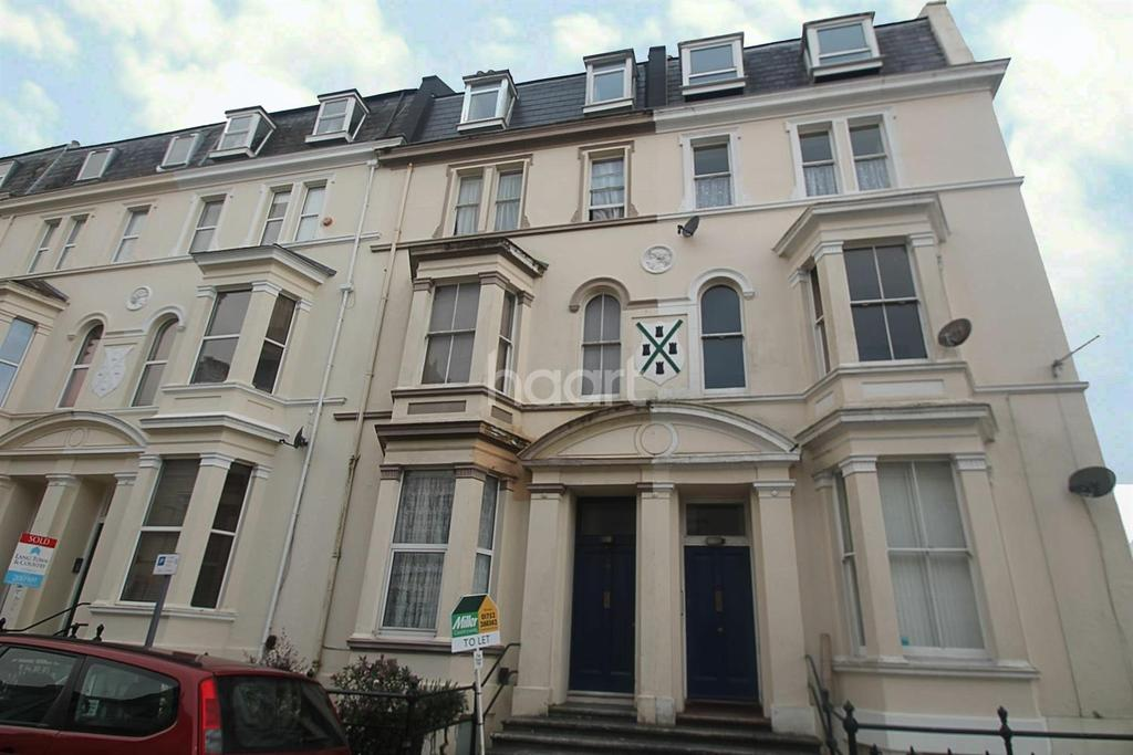 2 Bedrooms Flat for sale in Holyrood Place, The Hoe