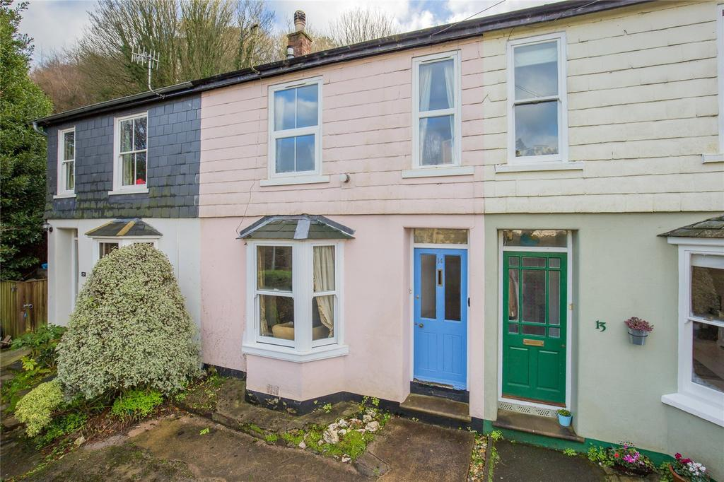 2 Bedrooms Terraced House for sale in Ferndale, Dartmouth, TQ6