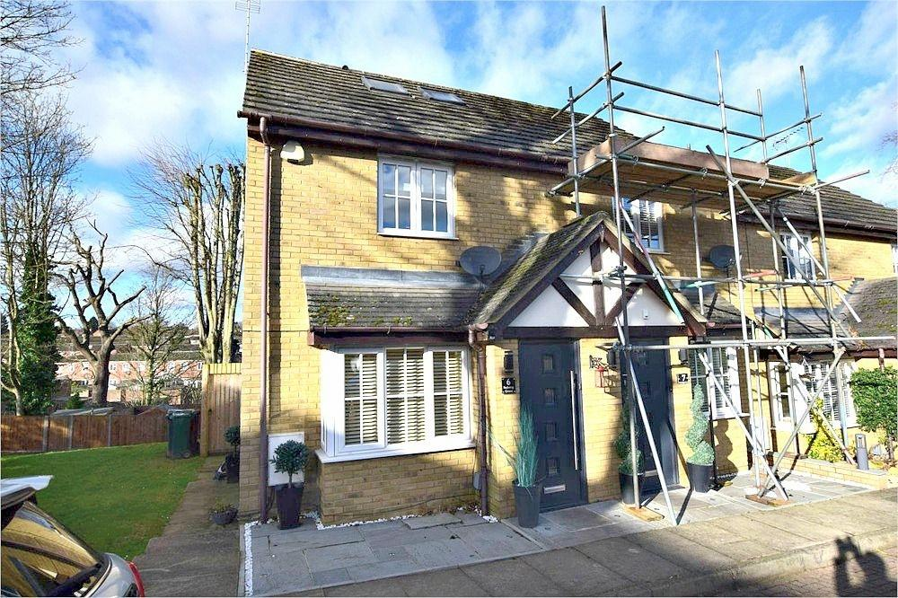 3 Bedrooms End Of Terrace House for sale in Redwing Grove, ABBOTS LANGLEY, Hertfordshire