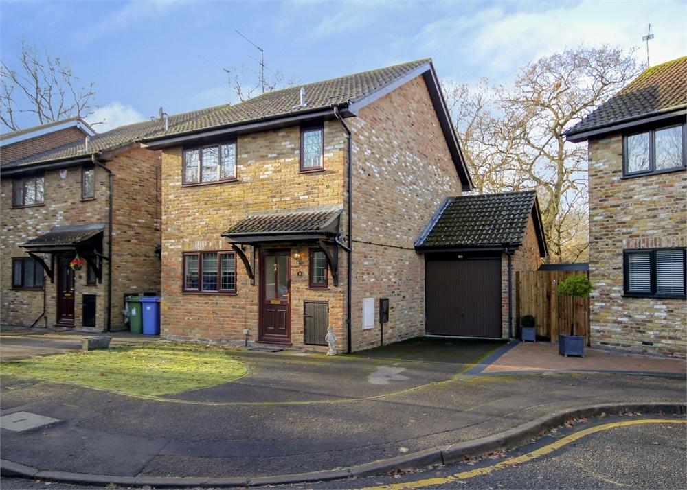 3 Bedrooms Link Detached House for sale in Whitton Road, Bracknell, Berkshire