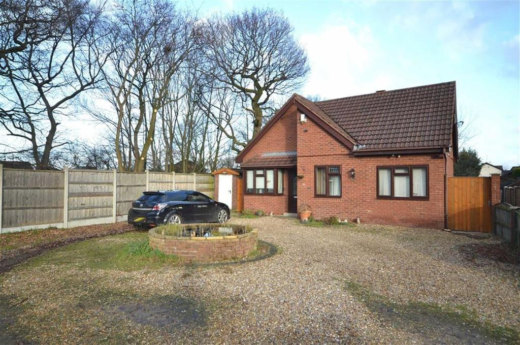 4 Bedrooms Detached House for sale in Bramley Close, Great Sutton, Ellesmere Port