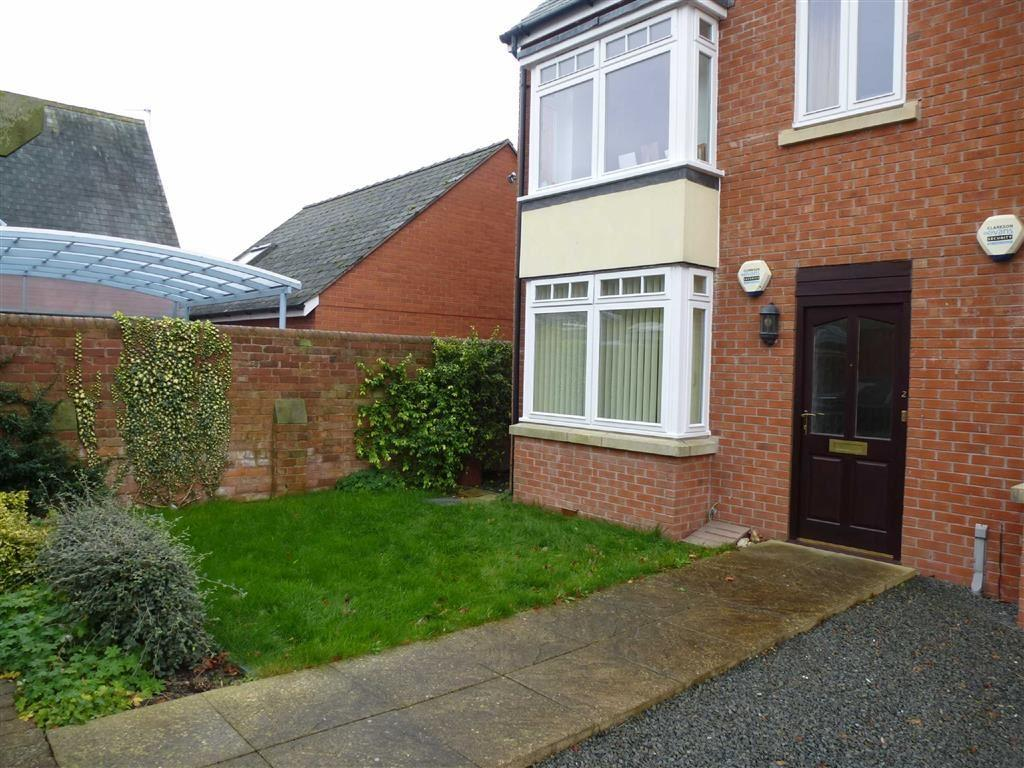 1 Bedroom Flat for rent in Florence Gardens, CITY CENTRE, Hereford