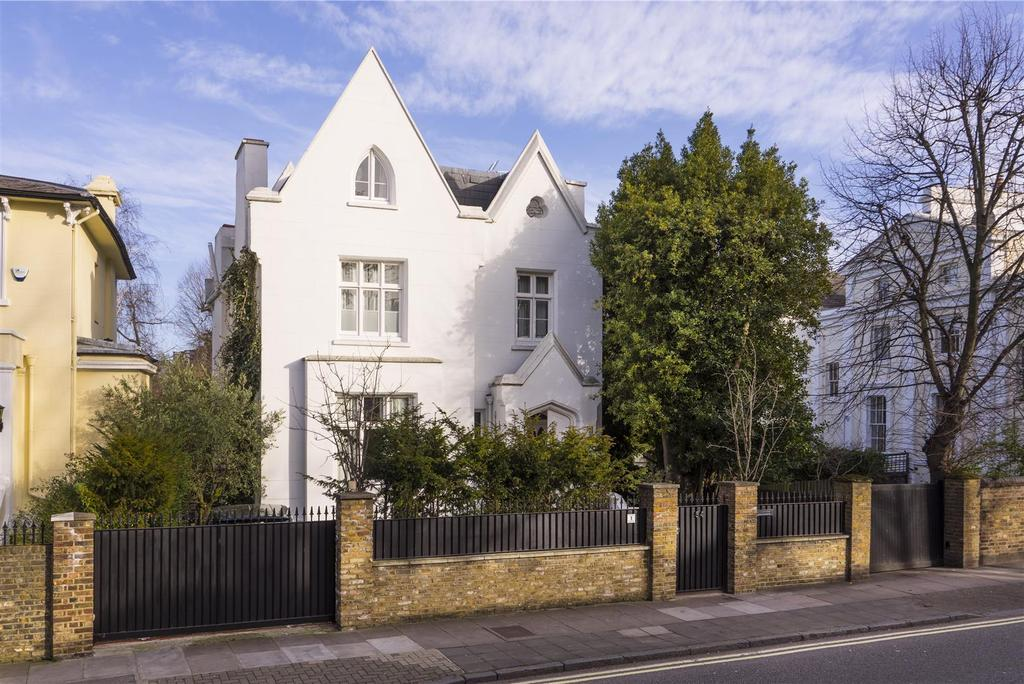 5 Bedrooms Detached House for sale in Abbey Road, London, St John's Wood, NW8