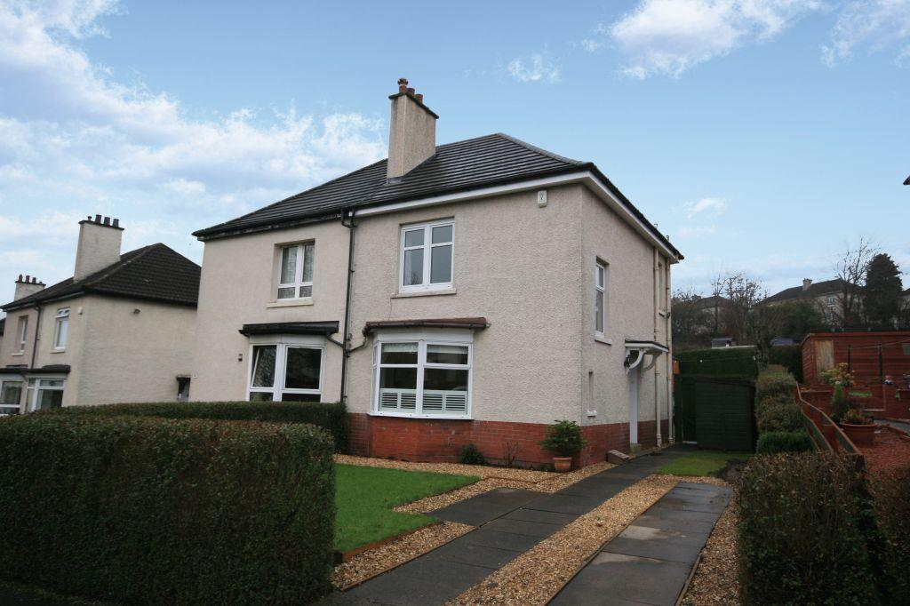 2 Bedrooms Villa House for sale in 12 Turret Crescent, Knightswood, Glasgow, G13 2HG