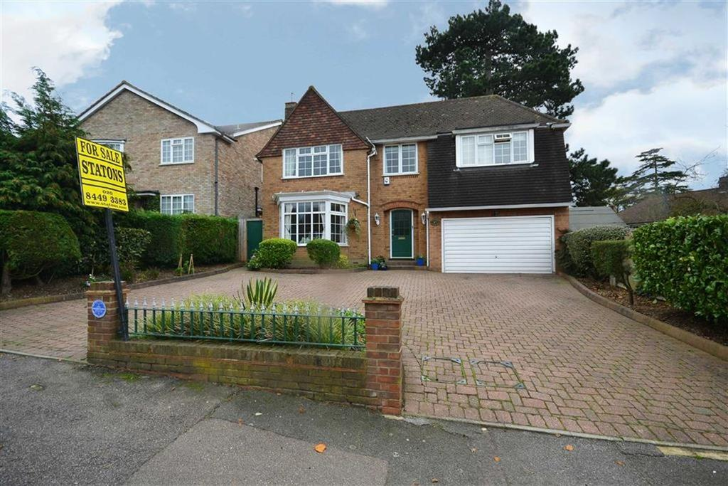 5 Bedrooms Detached House for sale in Richmond Road, New Barnet, Hertfordshire