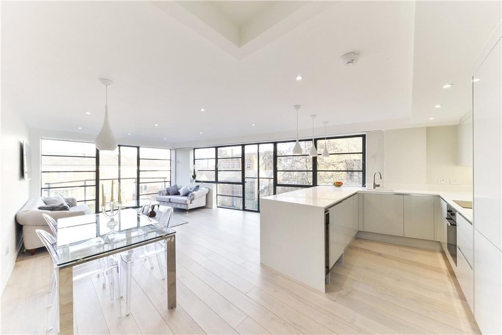 2 Bedrooms Parking Garage / Parking for sale in Ice Wharf, 17 New Wharf Road, London, N1