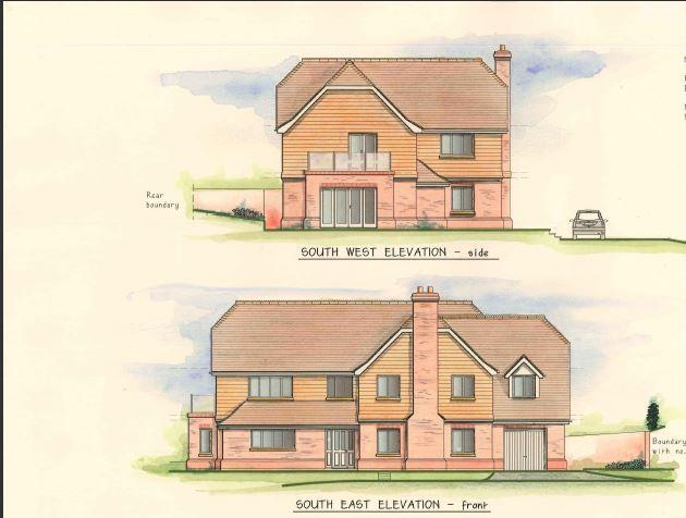 4 Bedrooms Land Commercial for sale in Welesmere Road, Rottingdean, Brighton