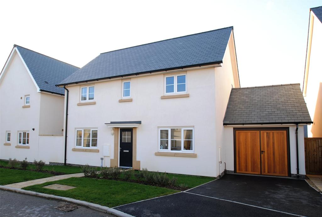 4 Bedrooms Detached House for sale in Omaha Way, Fremington