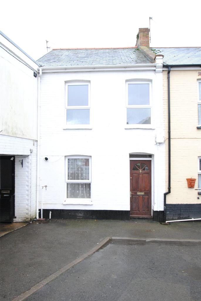 2 Bedrooms Terraced House for sale in South Burrow Road, Ilfracombe